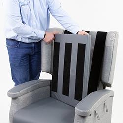 Seat Depth Pad