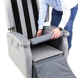 seat pad Repose Furniture Lynton