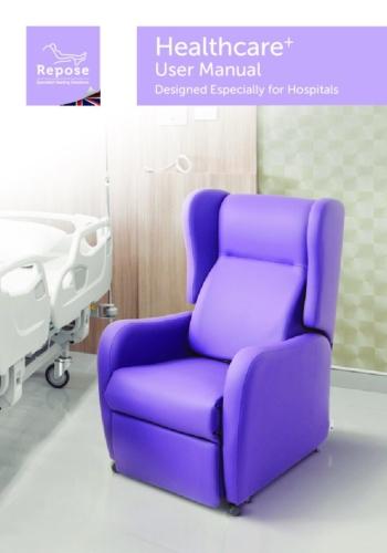 Healthcare User Manual pdf Repose Furniture User Manuals